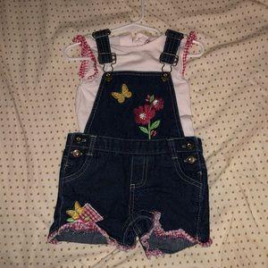 Little lass 24M outfit